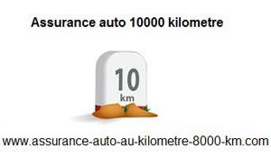 assurance auto 10000 kilometre. Black Bedroom Furniture Sets. Home Design Ideas
