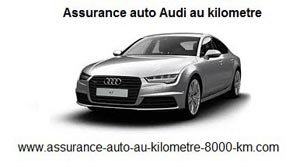 assurance auto audi au kilometre. Black Bedroom Furniture Sets. Home Design Ideas